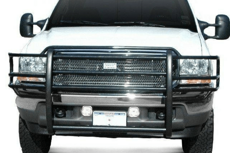 ranch hand ggf99sbl1 legend ford f250 f350 superduty grille guard 1999 2004 ranchhand