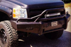 Ranch Hand BSC08HBL1 2007.5-2013 Chevy Silverado 1500 Summit BullNose Series Front Bumper