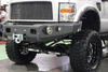 TrailReady 12100B Ford F150 1992-1996 Extreme Duty Front Bumper Winch Ready Base - BumperOnly