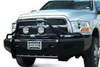 Ranch Hand BSD09HBL1 2009-2012 Dodge 1500 Summit BullNose Series Front Bumper