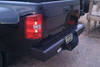 Ranch Hand BBC080BLSL 2007.5-2010 Chevy Silverado 2500HD/3500HD Rear Bumper