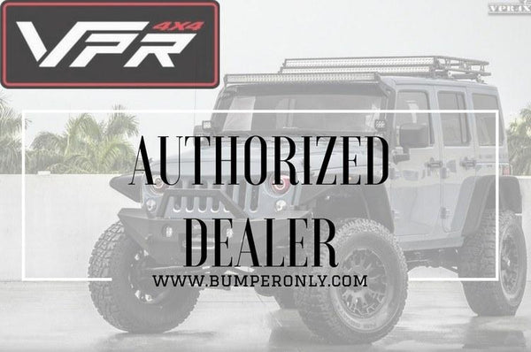 VPR 4x4 Ultima Truck Front Bumper Ford F-350 Seris 2008-2010 PD-111 - BumperOnly