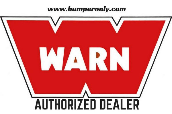 WARN 92815  ZEON 10-S Platinum 10K Truck Winch - BumperOnly
