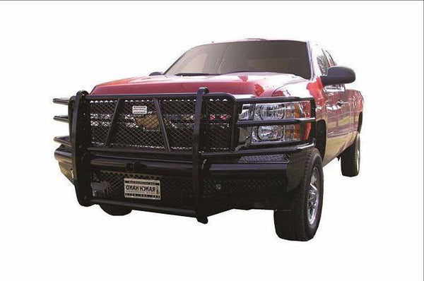 Ranch Hand Legend Front Bumper Chevy Silverado 2500/3500 FBC111BLR 2011-2014 - BumperOnly