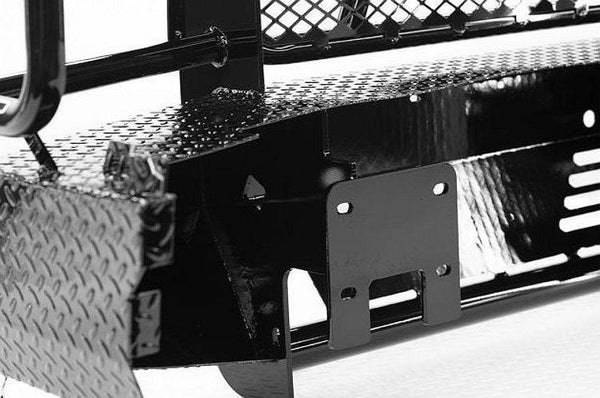 Ranch Hand FBF051BLR 2005-2007 Ford F250/F350/F450/F550 Superduty Legend Series Front Bumper