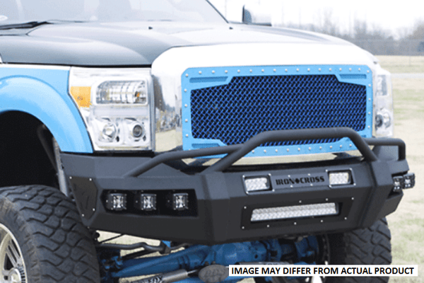 Iron Cross62-415-18 Hardline Ford F150 Front Bumper 2018-2019