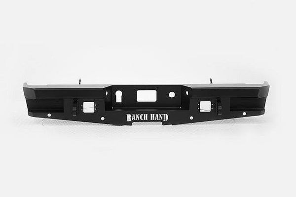 Ranch Hand HBC151BMSL 2015-2018 Chevy Silverado 2500HD/3500HD Horizon Rear Bumper