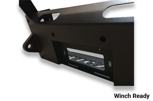 ICI RT Series Magnum Front Bumper 2010-2016 Dodge Ram HD 2500/3500 FBM28DGN-RT - BumperOnly