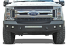Steelcraft 71-11380 Fortis Ford F250/F350 Superduty Front Bumper 2017 Non-Winch HD Lines