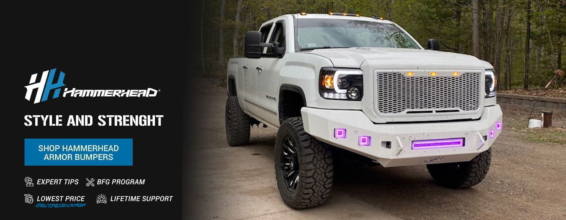 Aftermarket Truck Bumpers From The Biggest Off Road Brands Bumperonly