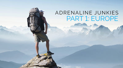 Adrenaline Junkies - Pt.1 Europe