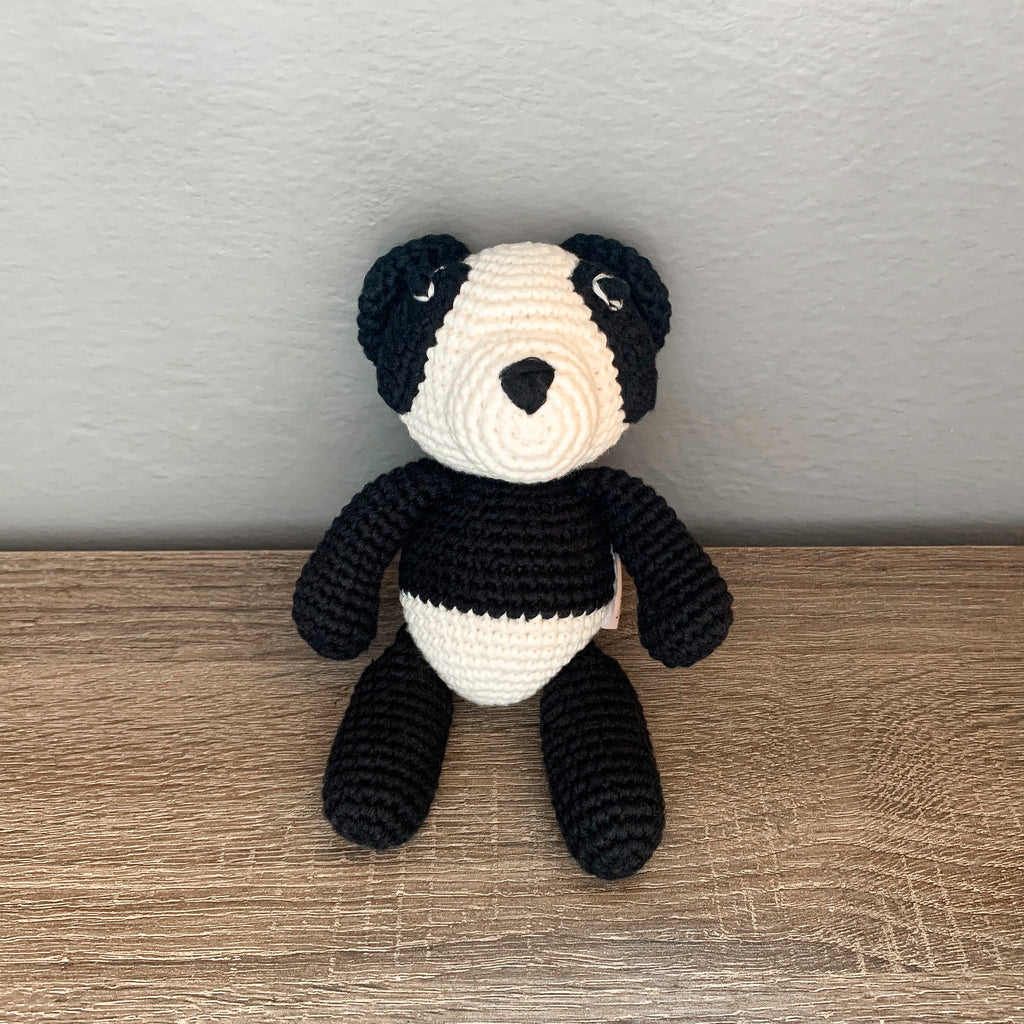 Bam Bam Boo the Little Panda Bear - babyragsnstuff