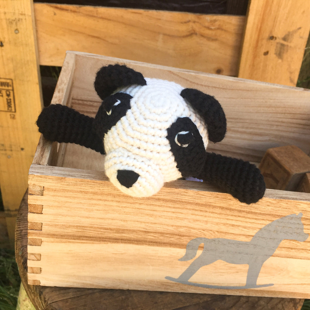 Bam Bam Boo the Little Panda in a box - babyragsnstuff