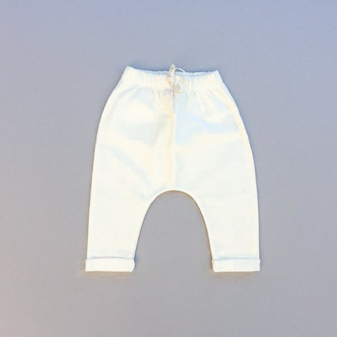 Dakota Pants in Vanilla - babyragsnstuff