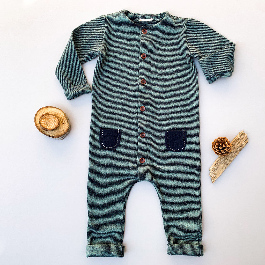 Giotto Jumpsuit, babyragsnstuff