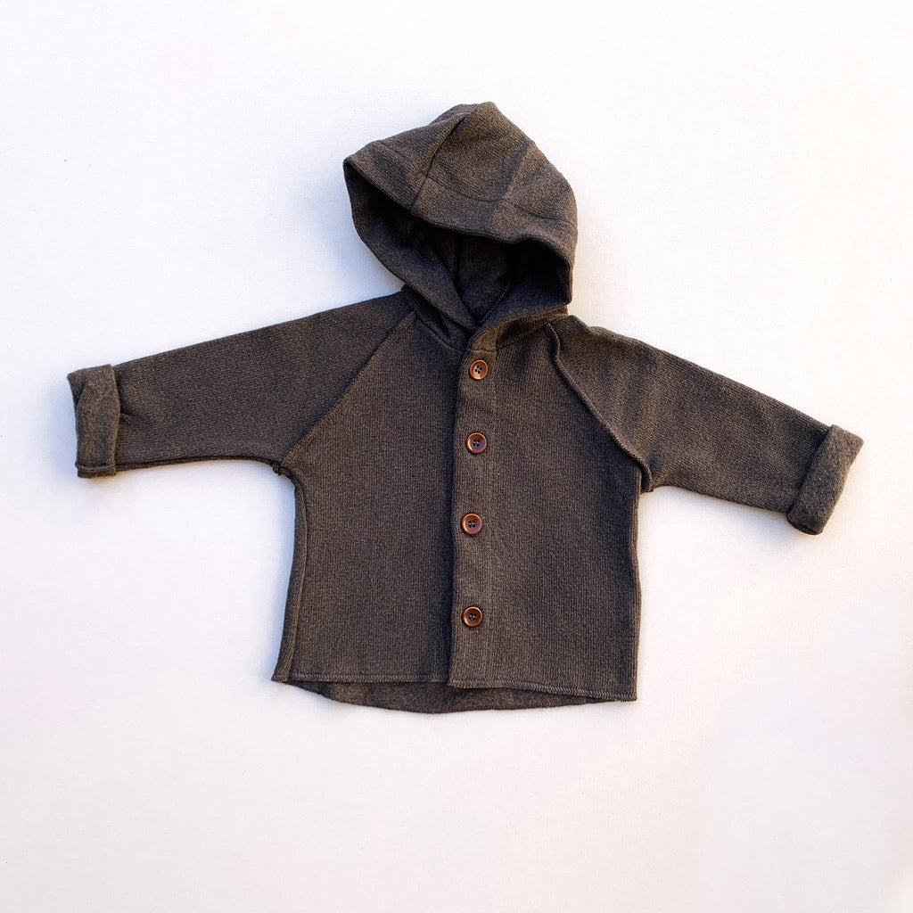 Joao Hooded Jacket, babyragsnstuff