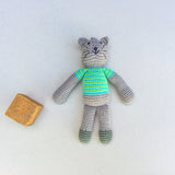 Kit-Kat the Kitten Rattle - babyragsnstuff