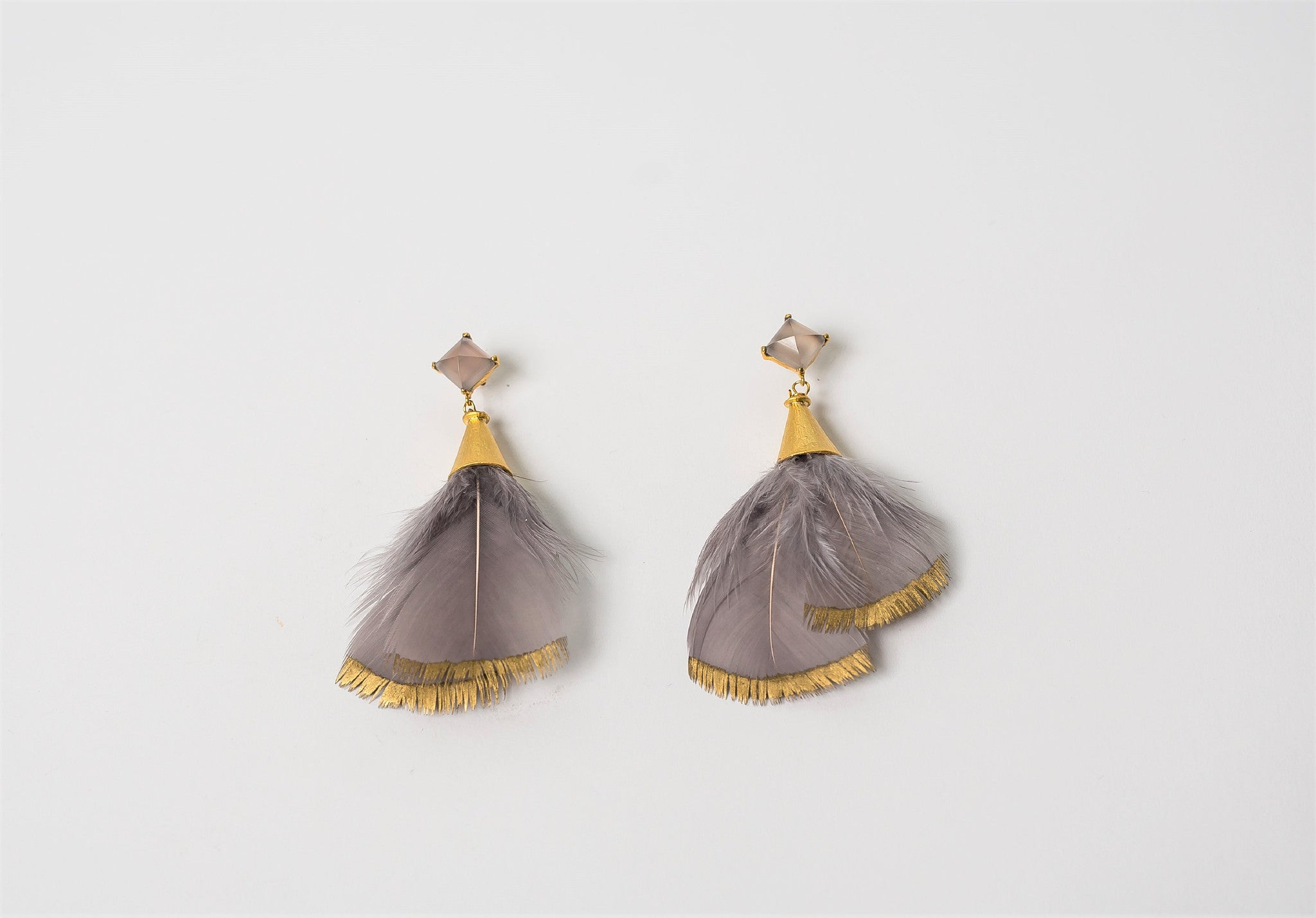 metalworks product merrill feather feathered jl earrings