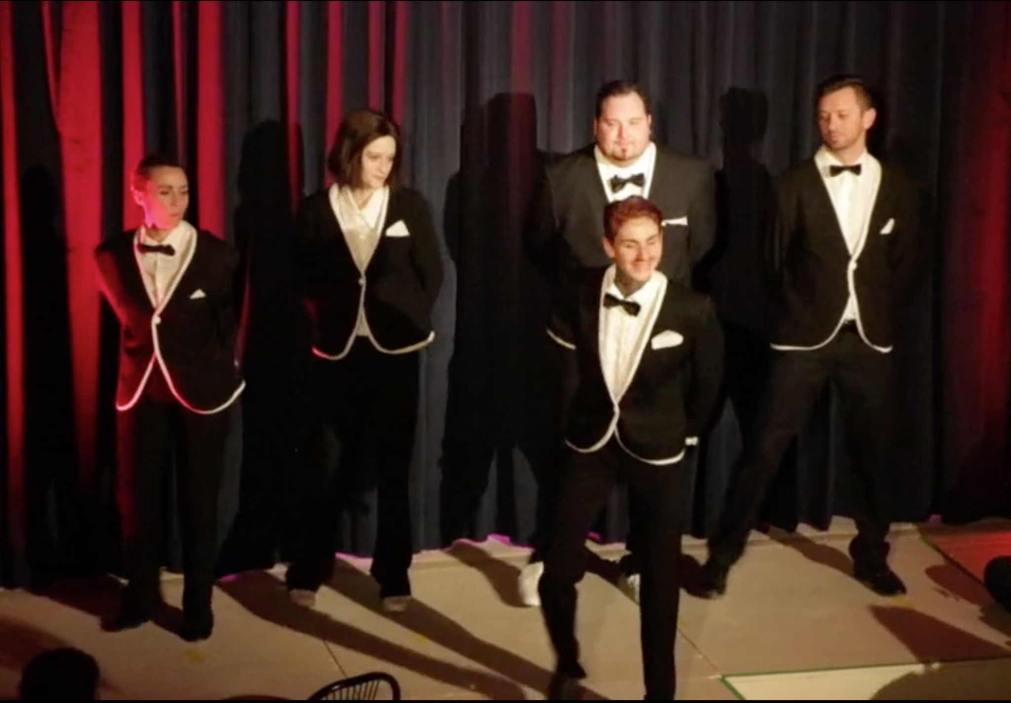 Cabaret 2017 - The Temptations (VIDEO)