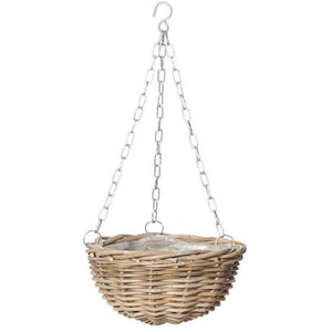 Rattan Hanging Bowl Nat