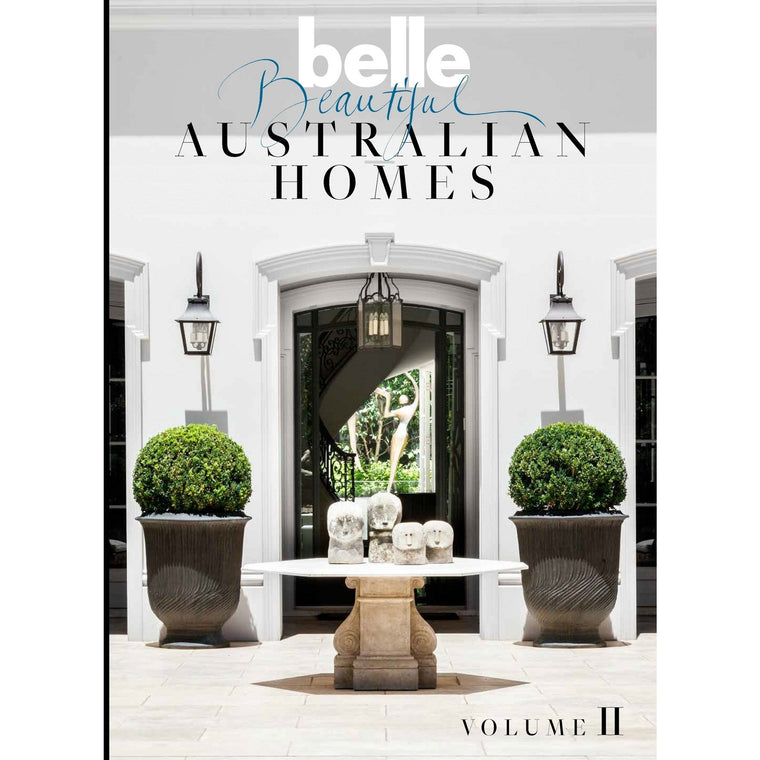 Belle  Beautiful Australian Homes