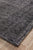 Modern Blend Cotton Rayon Rug - Black