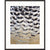 Ashbury Feather Collection | Hand Framed Print - Simple Feather IV