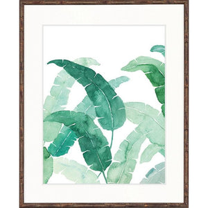 BahamasCollection - Banana Palm Leaf I