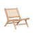 GlobeWest | Willow Lounge Occasional Chair