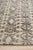 Rustic Casual Tribal Design Jemma Rug - Natural/Grey