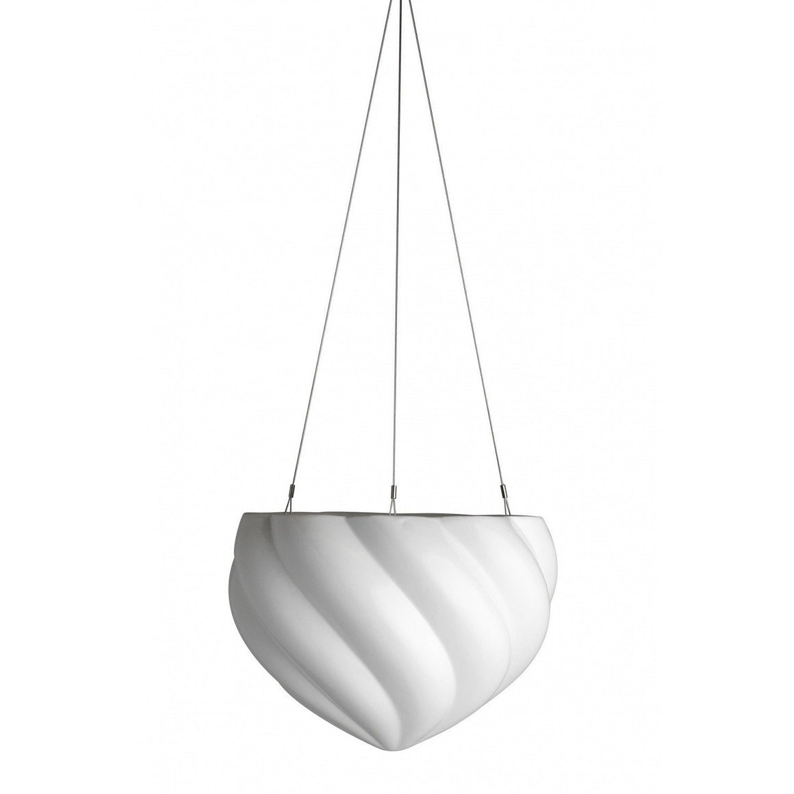 Pot Hanging Classic Spiral