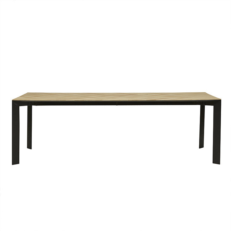 Henley Chevron Dining Table