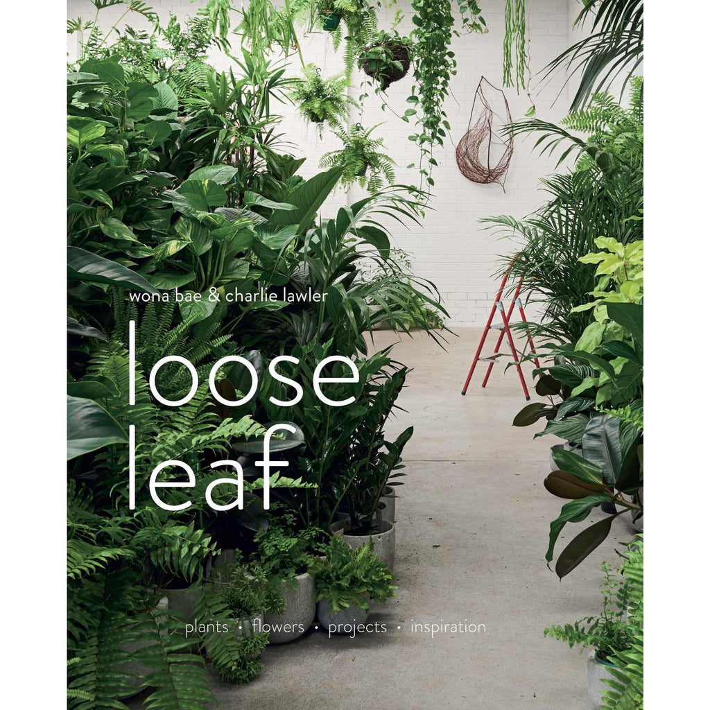 Loose Leaf: Flowers and Plants