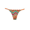 MINI TANGA REVERSIBLE CHEVRON TERRA