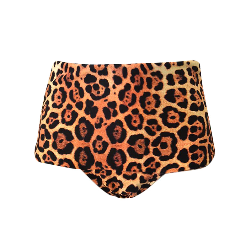 HOT PANT ANIMAL PRINT JAGUAR