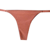MINI TANGA REVERSIBLE SHINE NUDE