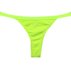 MINI TANGA NEON AMARILLO