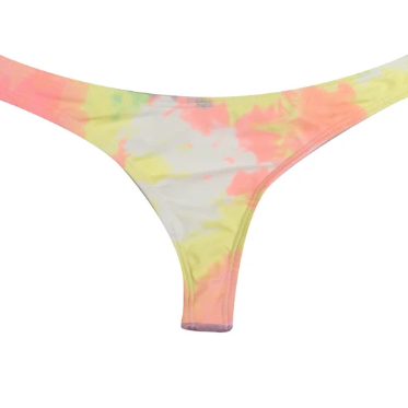 TANGA  ASA DELTA TIE DYE CANDY COLOR