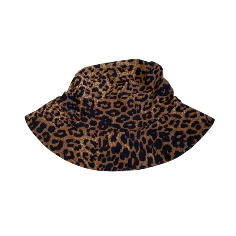SOMBRERO LEOPARDO MARRÓN