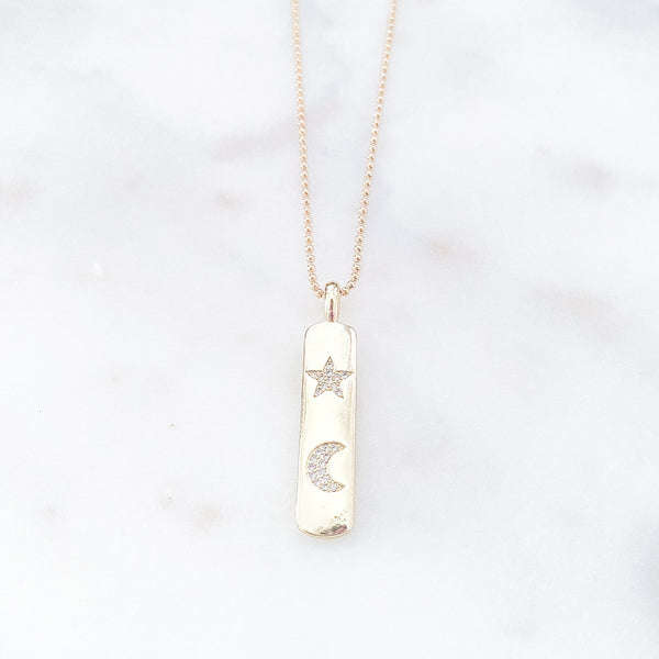 Over the Sky Necklace