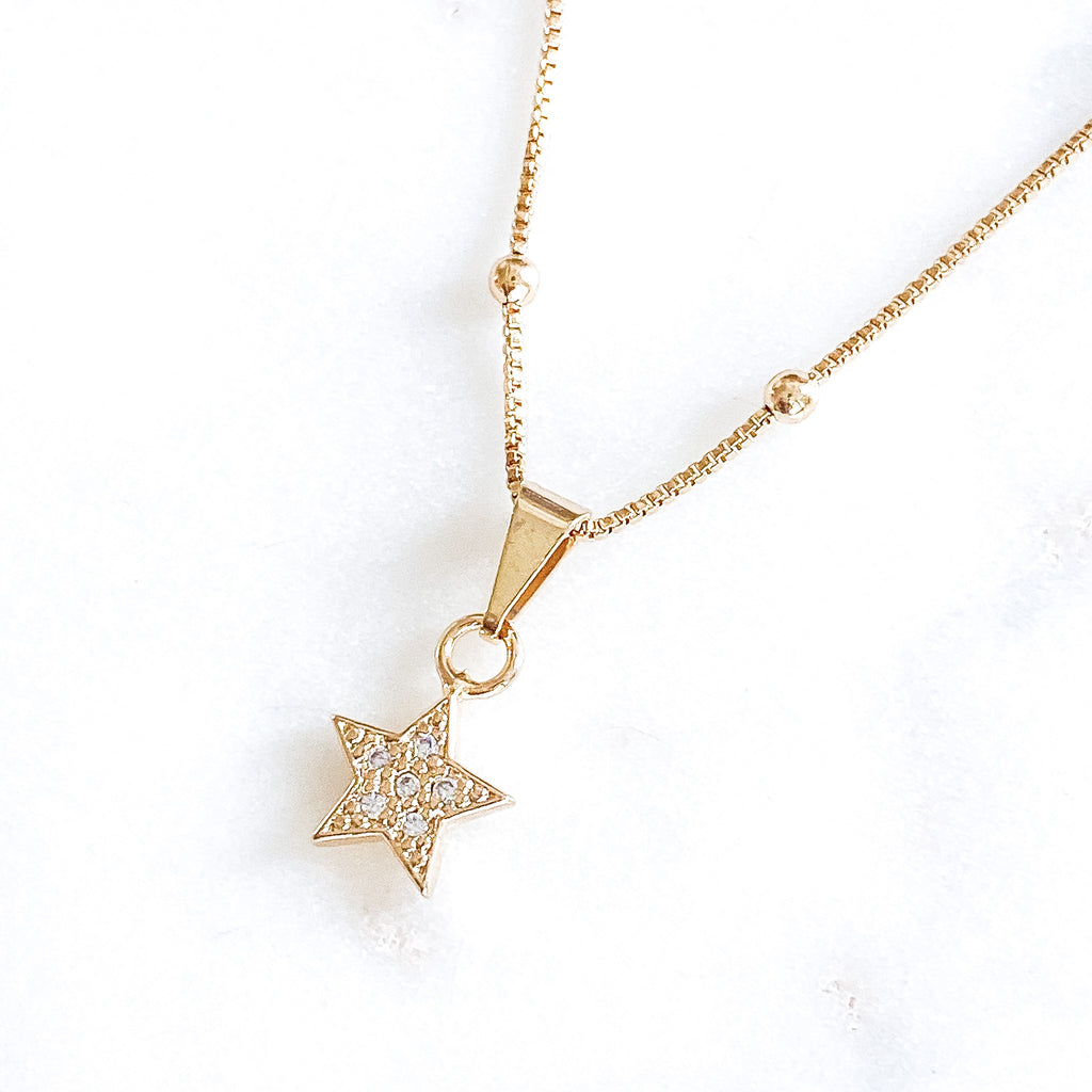 Satellite Chain With a Star