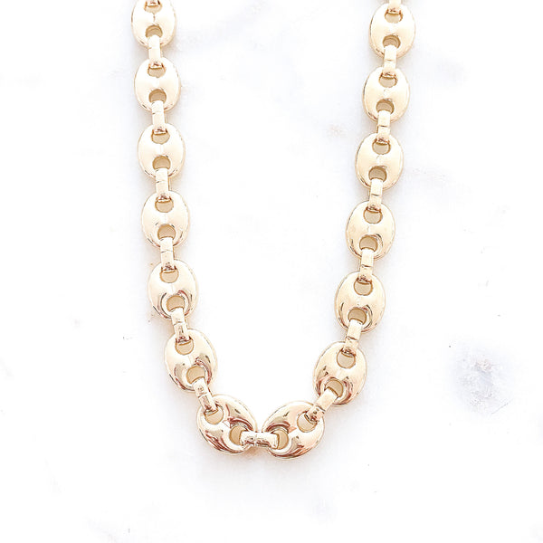 Large Chunky Florence Necklace