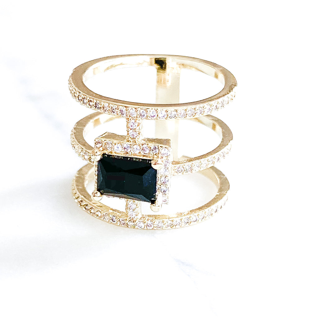 Black Istambul Ring