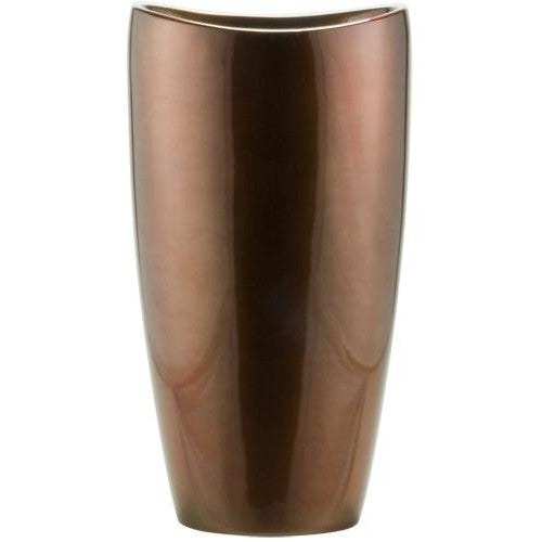 Ovation Tall Planter- Burnished - Botanicus
