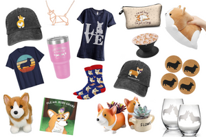 DJANGO Dog Blog - Best Corgi Gifts for Women, Men, Children, the Home, and all Corgi Lovers - djangobrand.com