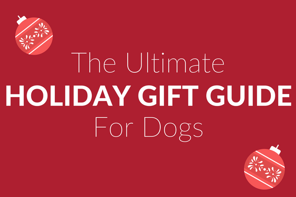 The Ultimate Holiday Gift Guide for Dogs - 2017
