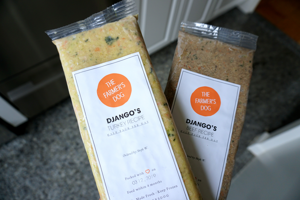 The Farmer S Dog Food Review Our Experience With The Fresh Dog Food Django