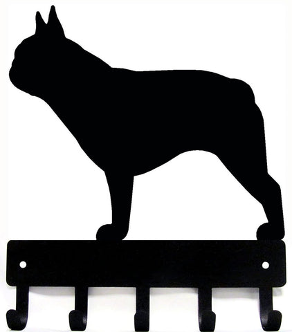 French Bulldog Wall Hooks and Organizer