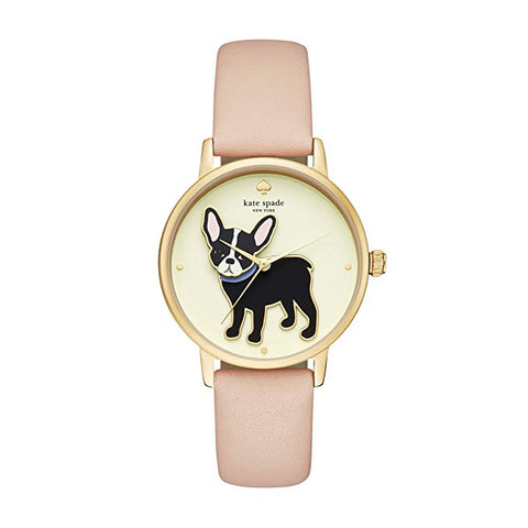 Kate Spade New York Ladies Metro Wrist Watch -16MM Strap