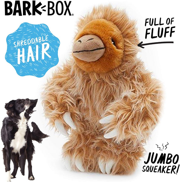 Best plush dog toys - BarkBox Dog Squeak Toys | Long Lasting for Chewers | Durable Tug and Fetch Toys | Interactive Stuffed Plush Toys and Balls for Small/Medium/Large Dogs